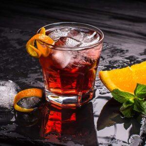 Cocktail americano a base di vermut