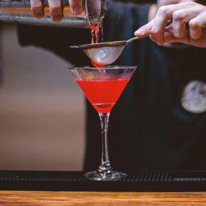 Cocktail Manhattan con il vermut