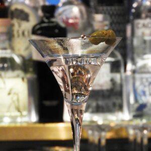 Cocktail Martini Dry con vermut