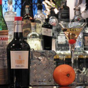 Cocktail Pale Manhattan