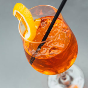 Cocktail Hermes Tonic con l'Amaro